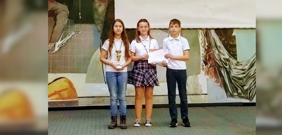 Три призови места от Пролетни математически състезания