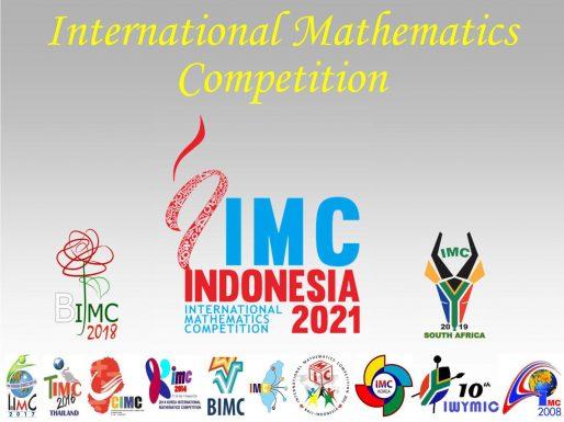 Отлични постижения на международното състезание по математика Indonesia IMC 2021.