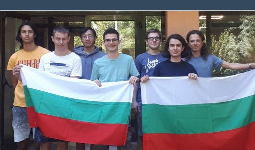 Борислав Кирилов от 11.клас на ПЧМГ е абсолютният шампион на провелата се дистанционно XXXVIII Балканска олимпиада по математика.
